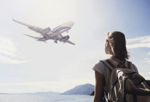 Женщина в путешествии
